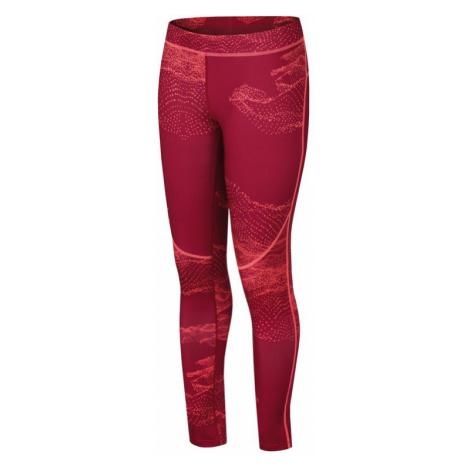 Dámské kalhoty Hannah Monety cherries jubilee