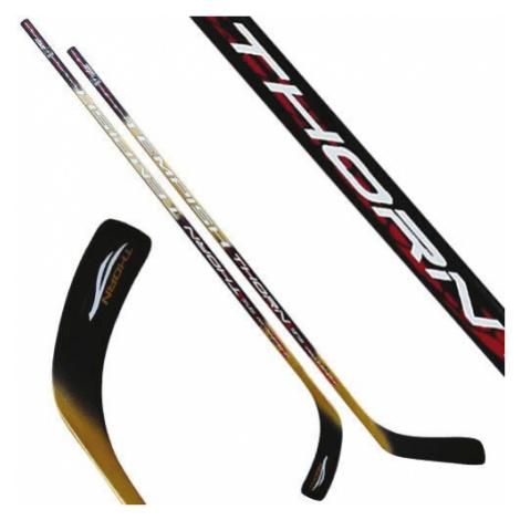 Tempish THORN hokejová hůl zlatá Délka: 130cm, Zahnutí: Pravá (pravá ruka dole)