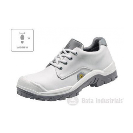 Bata Industrials ACT 157 W B12B0 bílá Baťa