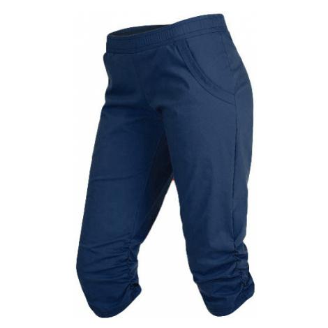 LITEX Kalhoty dámské bokové v 3/4 délce. 99563514 tmavě modrá