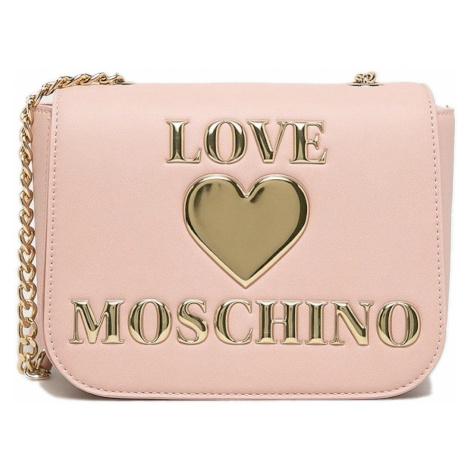 Růžová kabelka - LOVE MOSCHINO