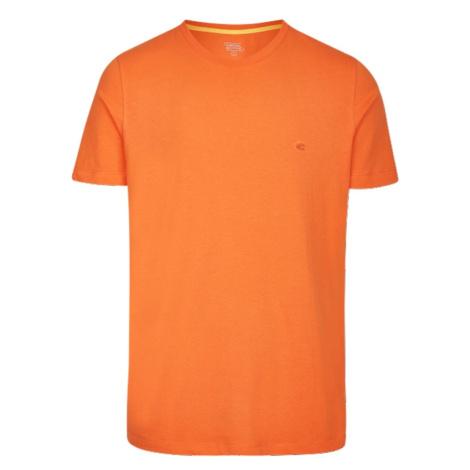 Tričko Camel Active H-T-Shirt - Oranžová