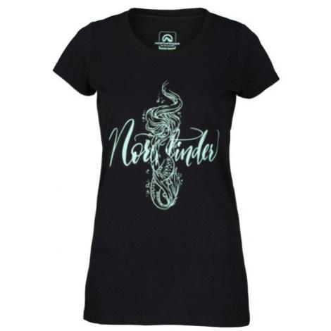 NORTHFINDER LEXI Dámské tričko TR-4543SP269 černá