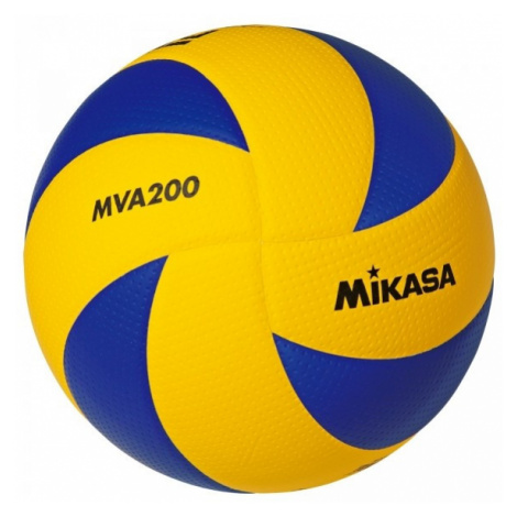 Mikasa MVA 200 žlutá - Volejbalový míč