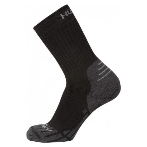 Ponožky HUSKY All Wool černá XL (45-48 EU)