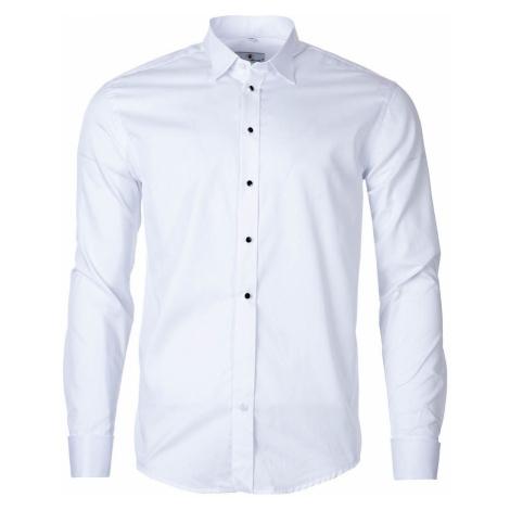 Pánská společenská košile Gain bílá