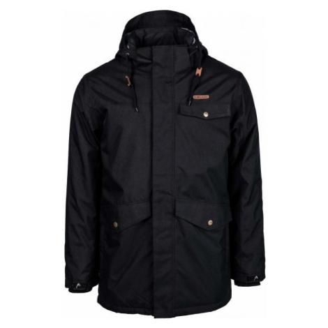 Head MARK černá - Pánská zimní bunda