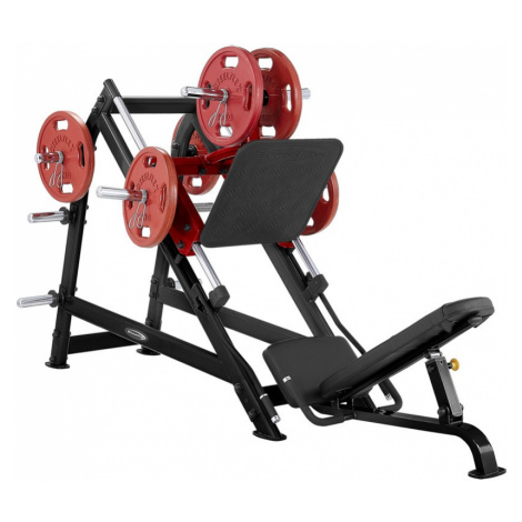 Leg Press Steelflex Plateload Line Pldp Černo-Červená