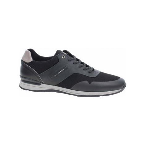 Salamander Pánská obuv 31-56207-31 black-grey-black Černá