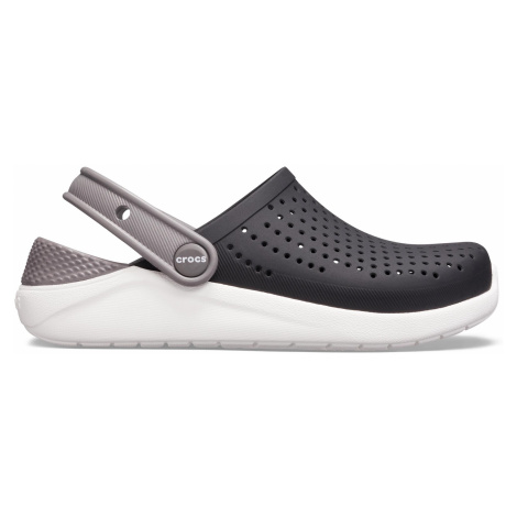 Crocs LiteRide Clog K Black/White J6