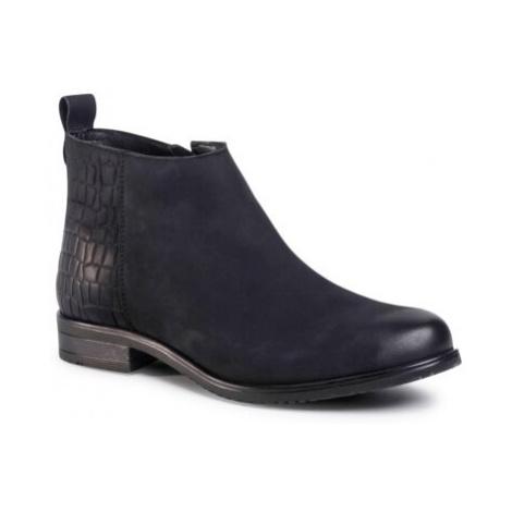 Kotníkové boty Lasocki WI16-ENNA2-06N Přírodní kůže (useň) - Nubuk