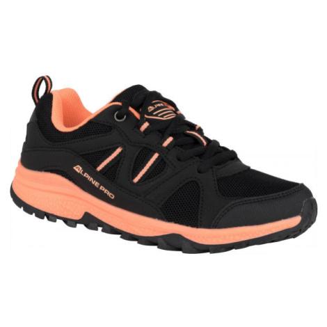 ALPINE PRO OLA černá - Dámská outdoorová obuv