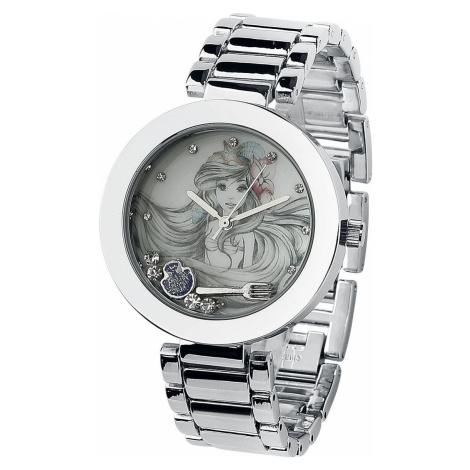 Ariel - Malá mořská víla Ariel Náramkové hodinky stríbrná