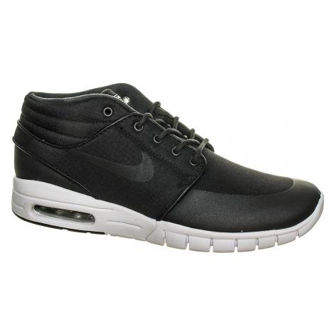 Nike Stefan Janoski max mid černé