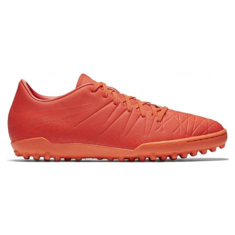 Kopačky Nike Hypervenom Phelon II TF Oranžová