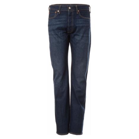 Levi´s® jeans 501 Original Fresh Clean pánské tmavě modré