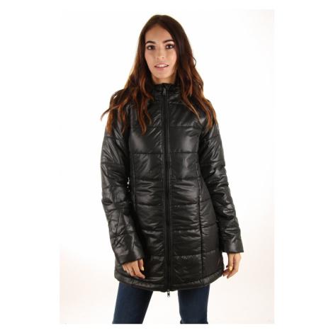Pepe Jeans dámský černý kabát Tami