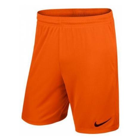 Šortky Nike Park II Oranžová