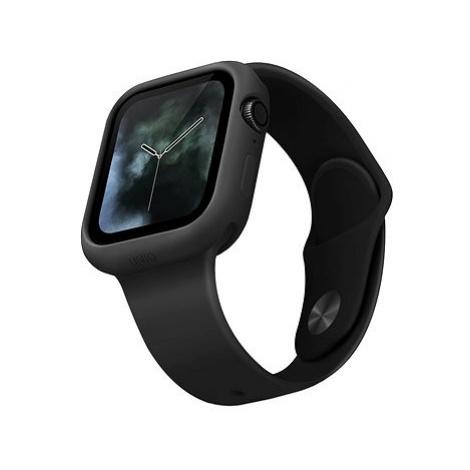 Uniq Lino pro Apple Watch 40mm Ash černý