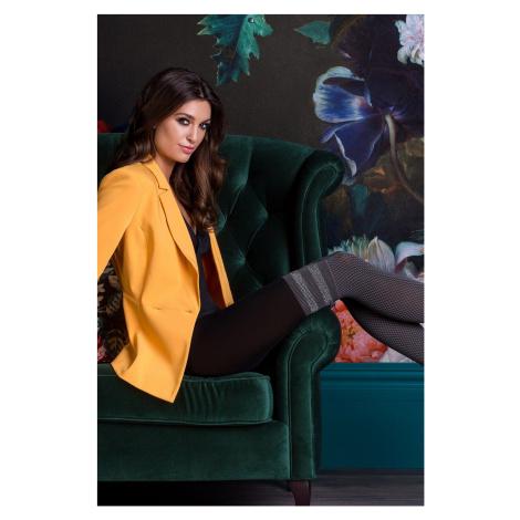 Vzorované punčochové kalhoty Kate Gabriella