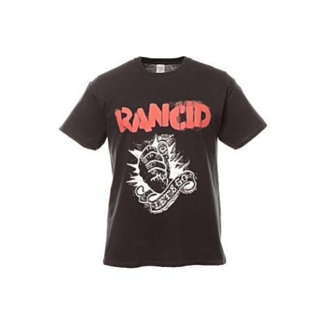 Pánské triko Rancid černé