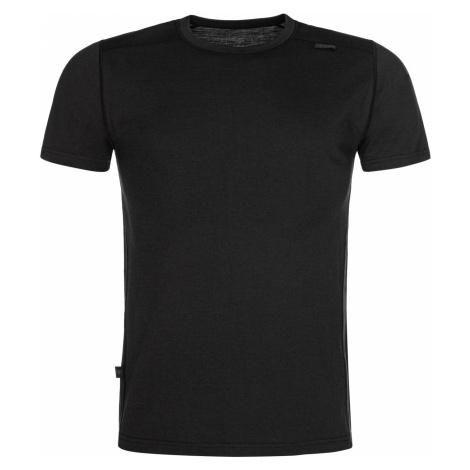 KILPI Pánské funkční merino triko MERIN-M NM0011KIBLK Černá