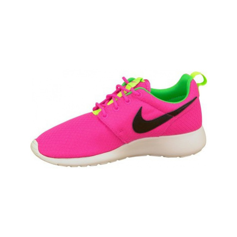 Nike Rosherun Gs 599729-607 Růžová