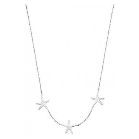Morellato Ocelový náhrdelník s mořskými hvězdicemi Tenerezze SAGZ04