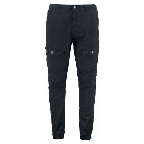 Hailys Cargo Pants Patrice Cargo kalhoty černá