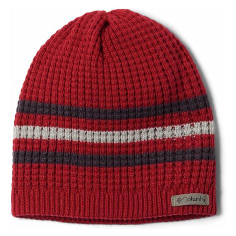 Čepice Columbia Fawn Hike™ Youth Beanie - červená/fialová O/S