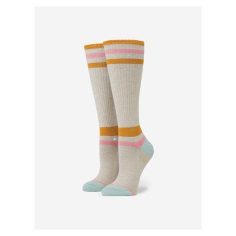 So Classic Ponožky Stance Béžová