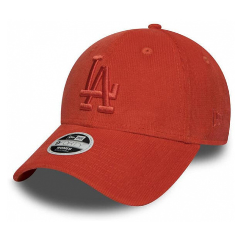 Kšiltovka New Era 9Forty MLB Micro Cord Cap LA Dodgers Orange