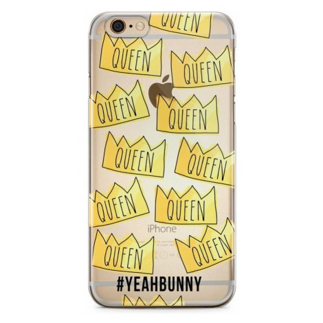 Kryt na iPhone 6 plus – Queen YEAH BUNNY