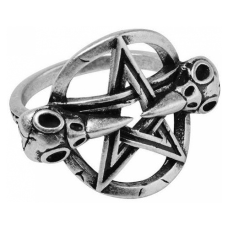 prsten KILLSTAR - Prey - SILVER - KSRA002806