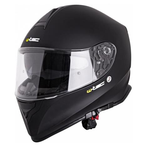 Moto helma W-TEC V127 černá s grafikou