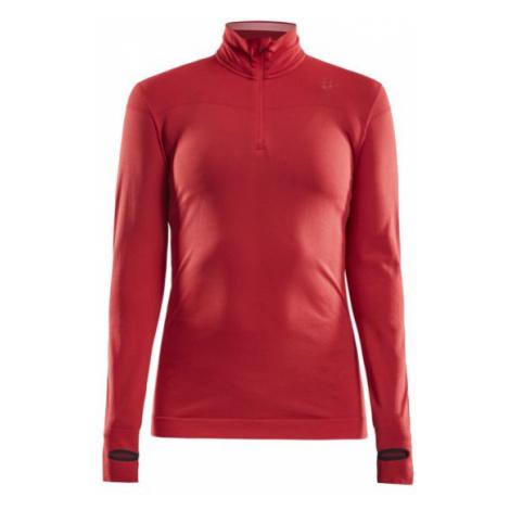 Dámské tričko CRAFT Fuseknit Comfort Z červená