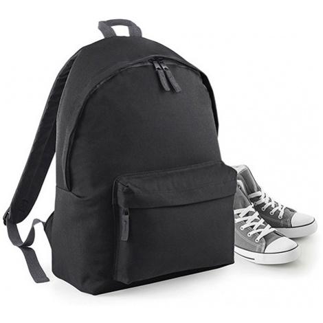 Černý batoh Bagbase