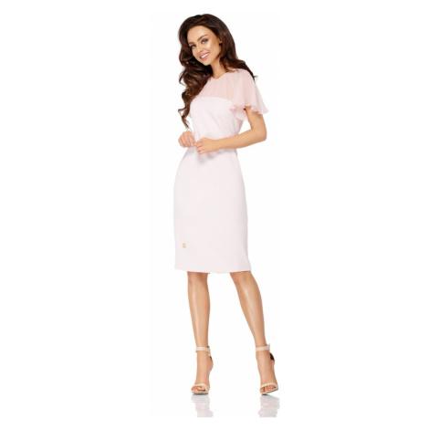Lemoniade Woman's Dress L299 Powder