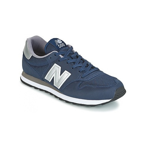 New Balance GM500 Modrá