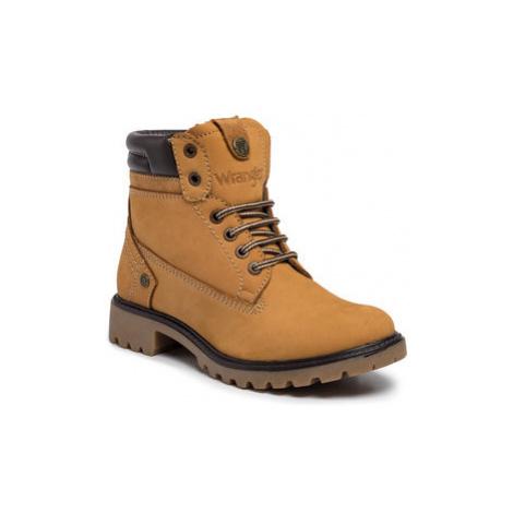 Wrangler Turistická obuv Creek WL92500A Hnědá