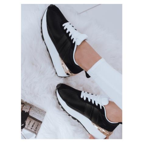 Women's sneakers SILLY black Dstreet ZY0053