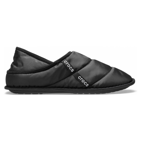 Crocs Neo Puff Slipper Black