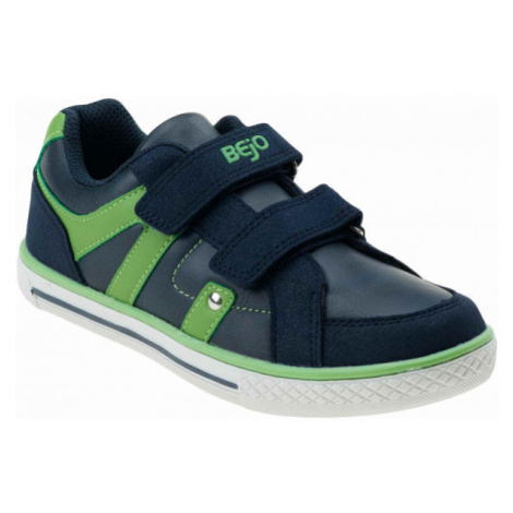 Bejo LASOM JR zelená - Juniorská volnočasová obuv