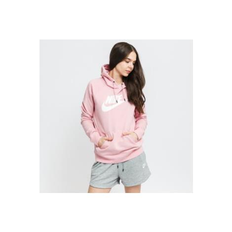 Nike W NSW Essential Fleece GX Hoodie růžová