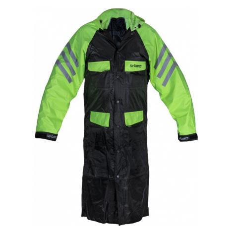 Moto Pláštěnka W-Tec Quilda Černá-Fluo Žlutá