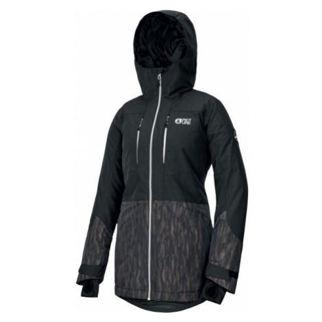 Picture APPLY černá - Dámská zimní bunda