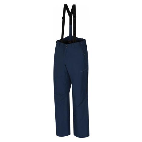 HANNAH KASEY Pánské lyžařské kalhoty 10008630HHX01 Midnight navy