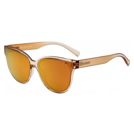 RELAX Petys Dámské sluneční brýle R0325C hnědá 20L