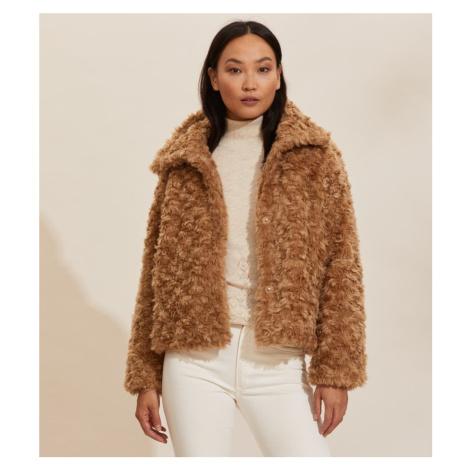 Kabát Odd Molly Amandine Jacket - Hnědá