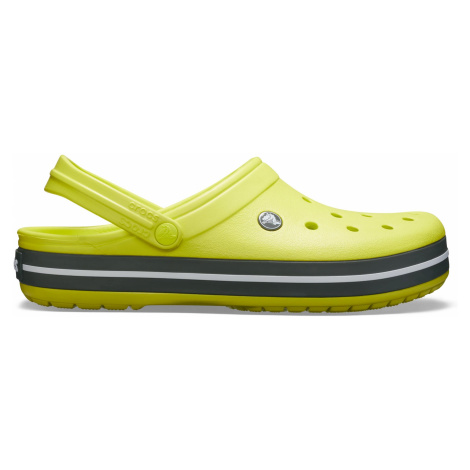 Crocs Crocband Citrus/Grey